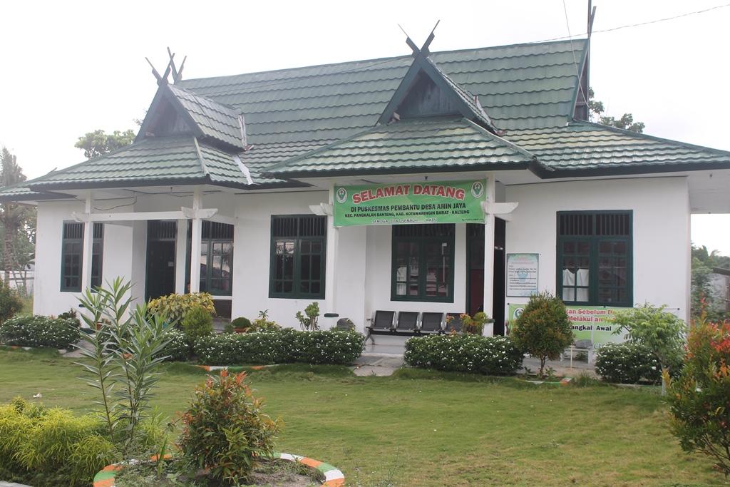 Desa Siaga Desa Amin jaya